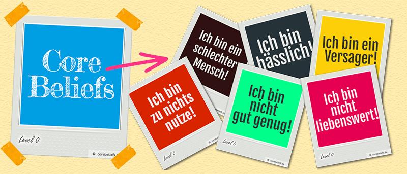 Arten von Glaubenssätzen | Level 0 Glaubenssätze | corebeliefs.de